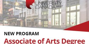 University Canada West to deliver AA degree
