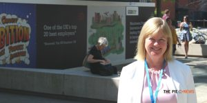 Sonja Knutson, Director of Internationalisation, MUN, Canada