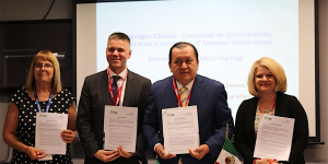 Languages Canada signs MoU with CUMex