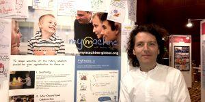Piet Grymonprez, founder and director, MyMachine Global Foundation