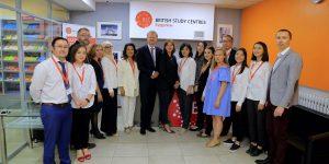 BSC opens school in Kyrgyzstan capital