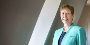 Mary Dwyer, President, IES Abroad, US