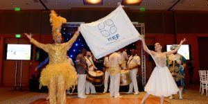 ICEF hosts tenth year of fairs in São Paulo
