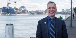 Patrick Pheasant, CEO, NEAS, Australia