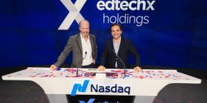 EdtechX debuts on Nasdaq as SPAC
