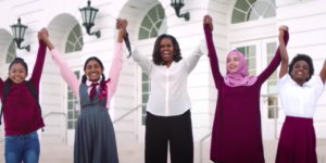Obama launches Global Girls Alliance