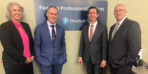 Pearson opens new test centres in Australia