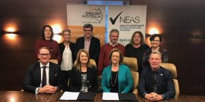 """EA and NEAS MoU """"key moment"""" in Aus ELT"""
