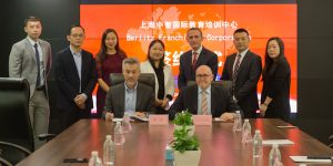 Berlitz expands to China with CIIC franchise