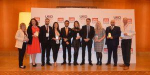UED honours 14 schools at Agency Awards of Turkey