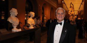 Francis J Ricciardone, president, AUC, Egypt