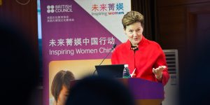 Carma Elliot, Director China, British Council