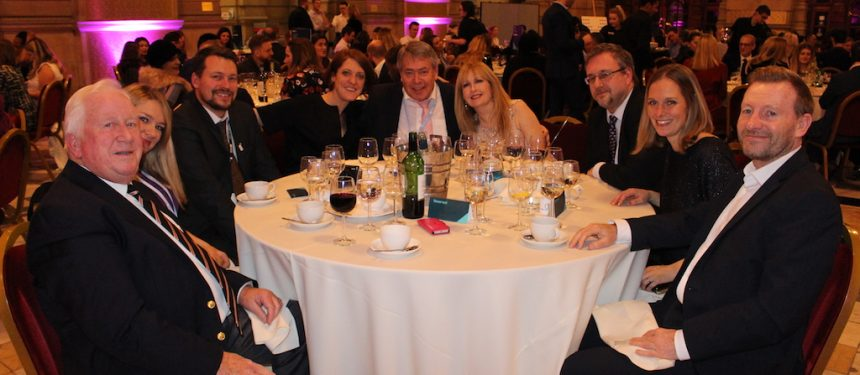 Delegates from more than 40 countries attended a reception dinner at the Kelvingrove Art Gallery Museum, Glasgow.