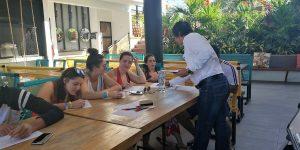 Agency UStudy opens school in Cancun