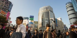 Japan: agents competing with universities for outbound mobility - JAOS