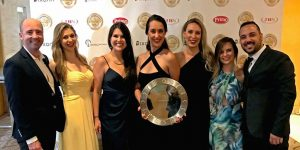 Aus: Greenwich wins Brazilian community award