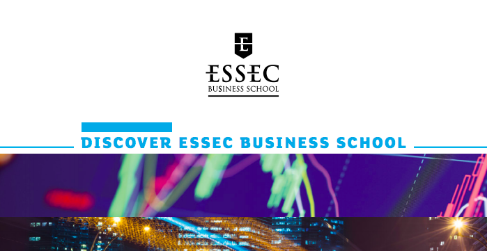 ESSEC & Pearson to launch Executive Master in Digital