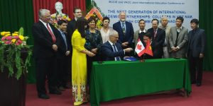 BC and Vietnam partner on college mobility