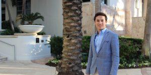 Akobir Azamovich, Co-Founder & CEO, 4Stay, USA
