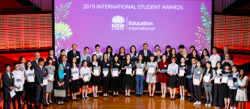 NSW International Student Awards
