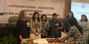 IUA in scholarship agreement with Indonesia