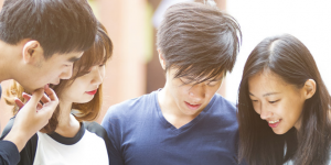 Increase in Chinese students researching 2+ years in advance