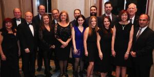 Segal family funds international centre