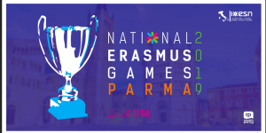 Parma hosts National Erasmus Games