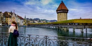 Switzerland tops list of attractive countries - OECD
