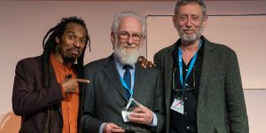 David Crystal honoured at BC ELTon Awards