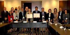 CGACC signs cooperation with Philippines