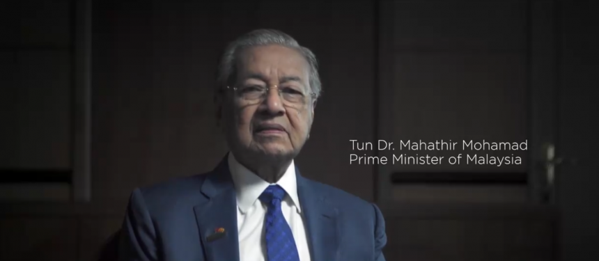 Malaysia's PM wants international students to consider the country as their study destination. Photo: Facebook
