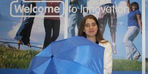 Irene Sabio Gallego, Erasmus+ policy officer, EU Commission, Belgium