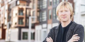 Eero Loonurm, head of int'l marketing, Study in Estonia