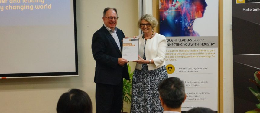 curtin university thought leaders