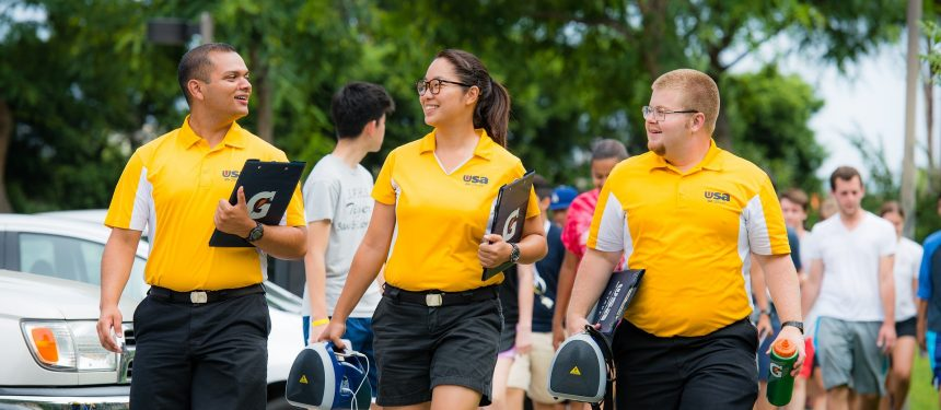 Camp Counselor Program Provides Lifelong International