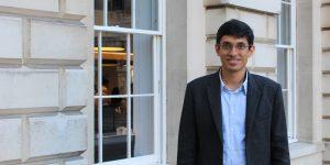 Mayank Kumar, Co-Founder & MD, upGrad, India