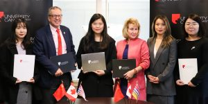 UCW & TLG Canada partner with Beifang