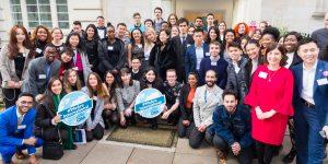 UK launches int'l ambassador scheme