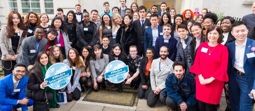 International students in the UK at UKCISA forum