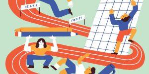 Prepared, poised, proficient: testing goals