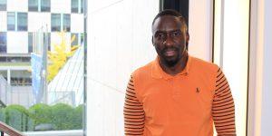 Adedamola Oloketuyi, Director, AOC Schengen, Germany