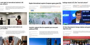 2019: A year in IntlEd with the PIE News