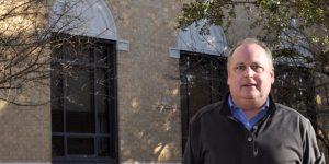 Pieter Vermeulen, Director of Int'l Recruitment, University of North Texas