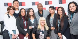 Brian Lara opens Swinburne's new learning facility