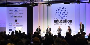 "EWF 2020 highlights ""crisis"" in education"