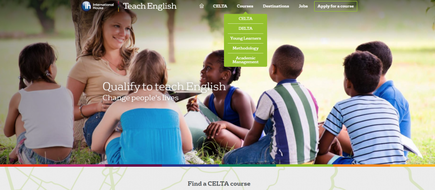 IHWO launches IH Teach English service for prospective ELT teachers