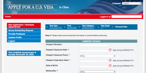 Global: student visa application services halted