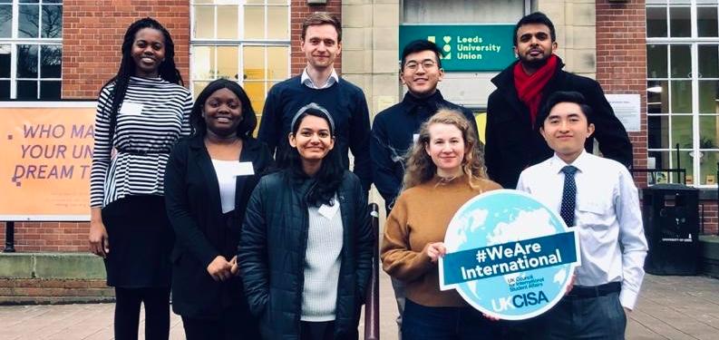 UKCISA picks first cohort for international student ambassador program