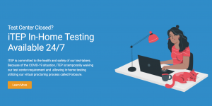 Testing providers launch at-home exam solutions